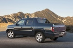 2013 Honda Ridgeline - Static Rear Left Three-quarter View